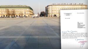 Wojewoda nie zgodził się na święto strażaków na placu Piłsudskiego