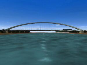 """Spór o most Krasińskiego. Kłótnia przy """"okrągłym stole"""""""