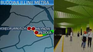 """Budowa metra na Woli. """"Dopinamy nową organizację ruchu"""""""