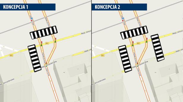 Drogowcy rozważali dwie koncepcje targeo.pl