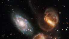 Galaktyki Stephana Quintet