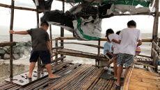 Tajfun Kammuri na Filipinach (PAP/EPA/FRANCIS R. MALASIG)