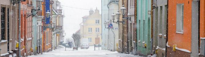 Prognoza pogody na dziś: w całym kraju śnieg