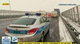Niebezpiecznie na drogach (TVN24)